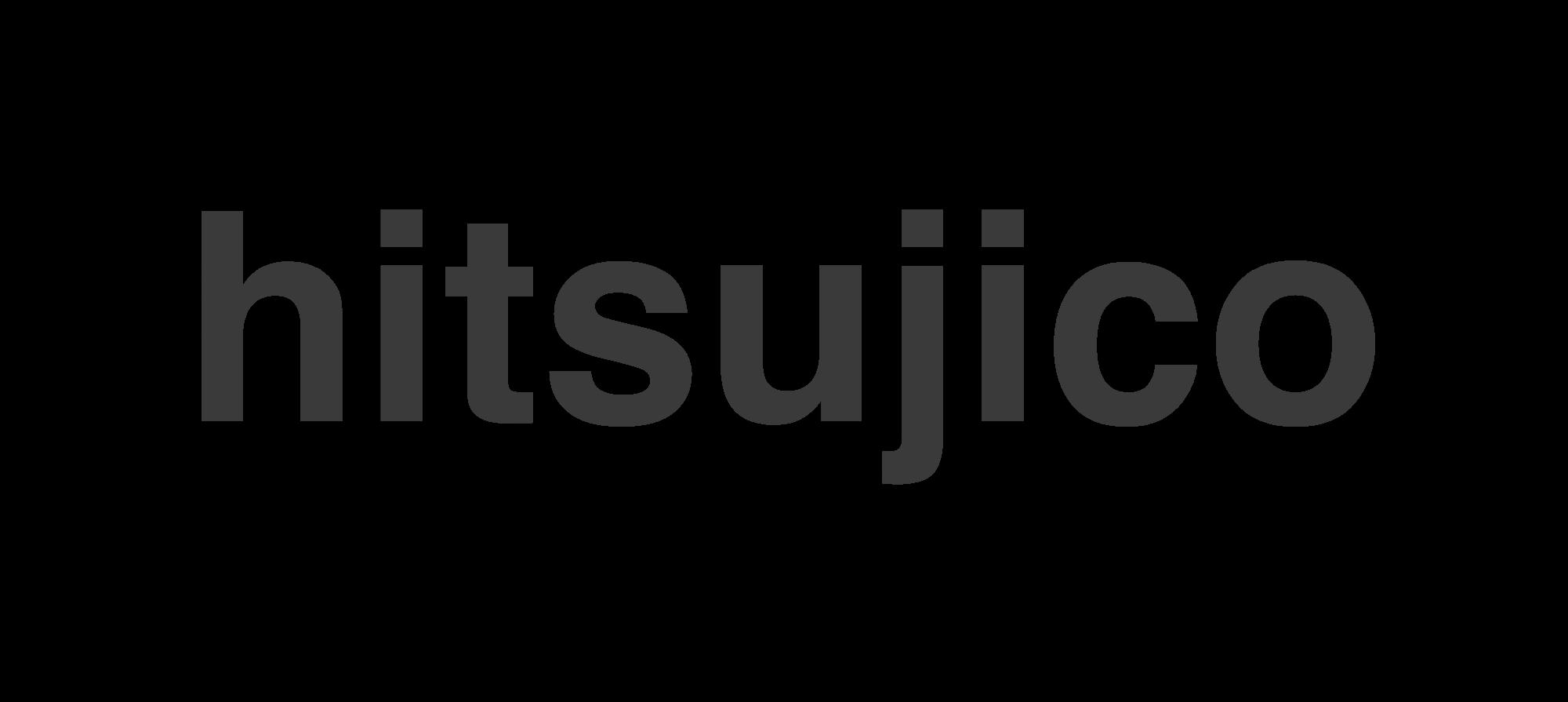 hitsujicoのロゴ画像